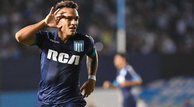Лаутаро Мартинес прокомментировал переход в Интер
