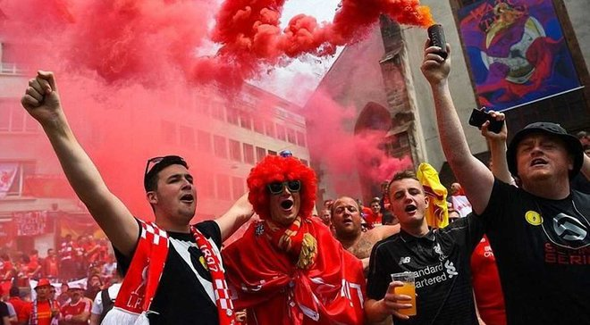 Ливерпуль вернет деньги за билеты на финал Лиги чемпионов болельщикам, которые не смогли вылететь в Киев