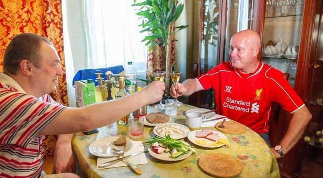 Реал – Ливерпуль: как киевляне принимают у себя дома иностранных фанов