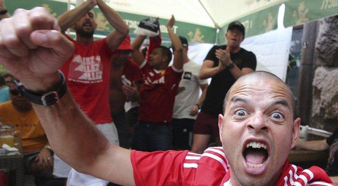 Фінал Ліги чемпіонів у Києві: поліція зафіксувала вже 26 інцидентів з іноземними вболівальниками