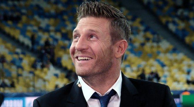 Андрей Воронин накануне финала Лиги чемпионов встретился с Юргеном Клоппом