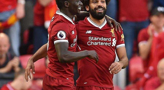 Реал – Ліверпуль: Салах та Мане увійшли в історію Ліги чемпіонів