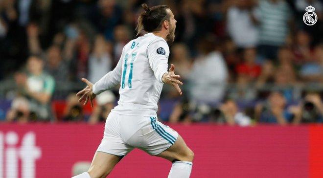 Реал – Ливерпуль: потрясающий гол Гарета Бейла