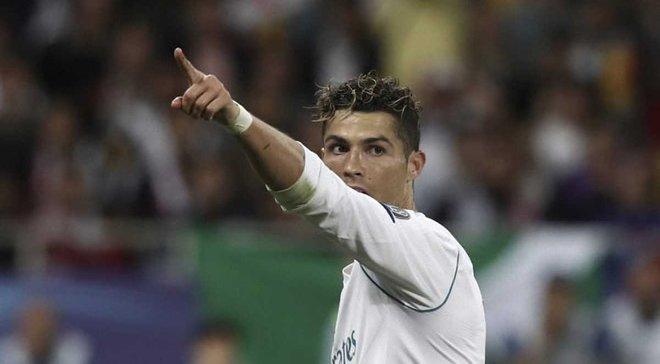 Роналду – найкращий бомбардир Ліги чемпіонів 6-й сезон поспіль