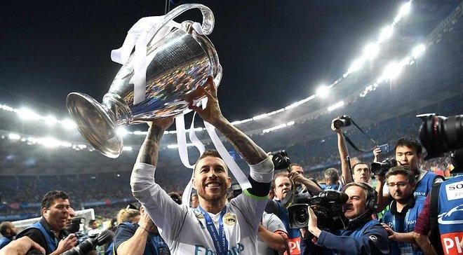 Реал проведет парад в честь победы в ЛЧ