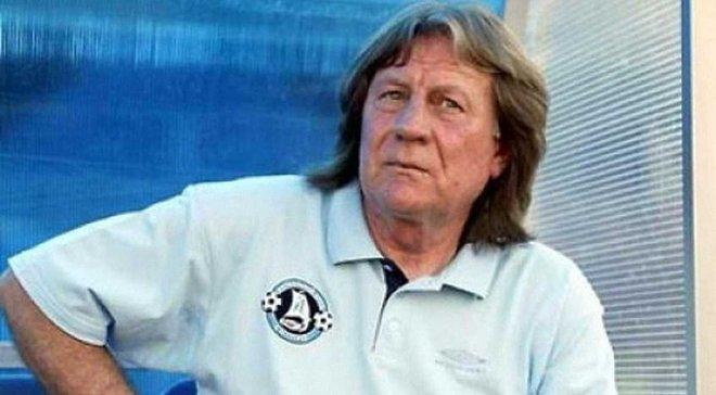 Кучеревський посмертно удостоєний престижної нагороди УЄФА