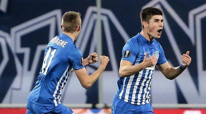 Генк з Маліновським обіграв Зюлте-Варегем та вийшов у Лігу Європи