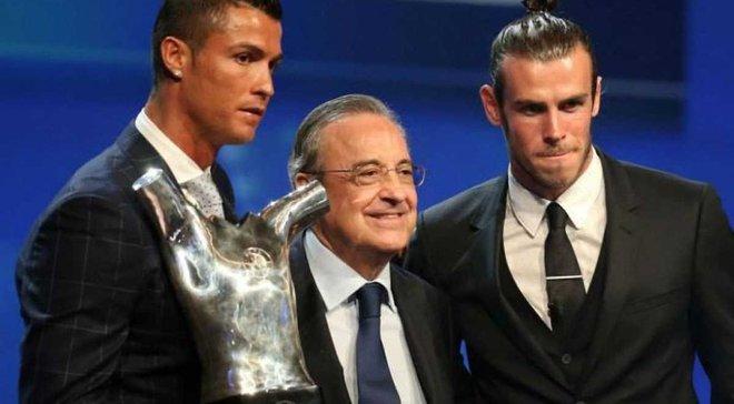 Реал может продать Роналду и Бейла ради трансфера Неймара, – журналист