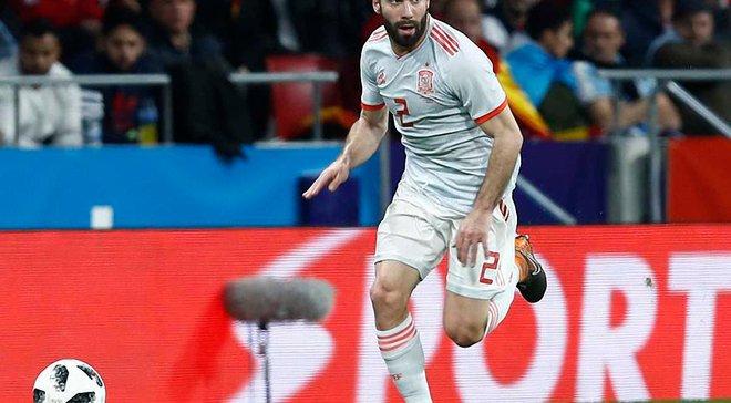 Карвахаль прибуде у розташування збірної Іспанії та матиме шанс зіграти на ЧС-2018