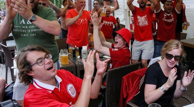 Финал Лиги чемпионов в Киеве: фанаты Ливерпуля стали участниками драки, – СМИ