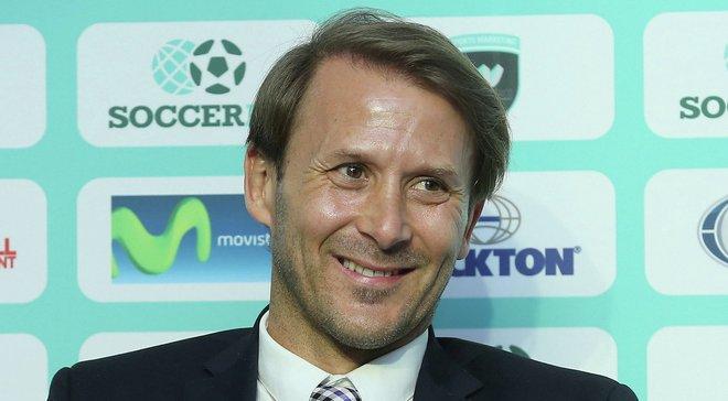 Мендьета поражен уровнем организации финала Лиги чемпионов в Киеве