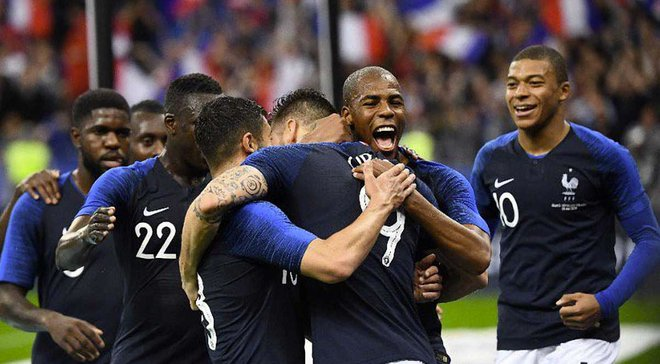 Франція – Ірландія – 2:0 – відео голів та огляд матчу