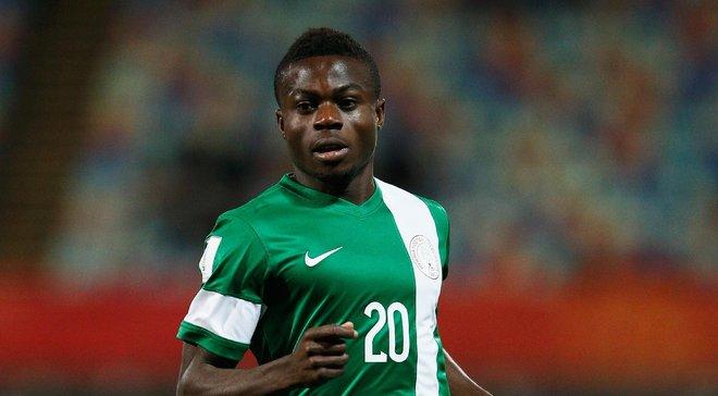 ЧМ-2018: хавбек сборной Нигерии Саймон пропустит турнир