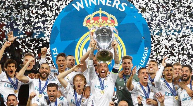 Реал официально представил домашнюю форму на сезон 2018/19