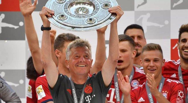 Помощник Хайнкеса Херманн, которого подписали за 2 млн евро, покинул Баварию