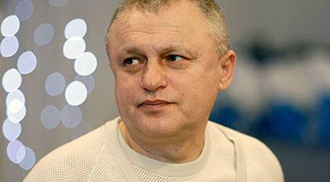 Игорь Суркис: Турнир Лобановского происходит не в то время, чтобы вызвать зрительский ажиотаж