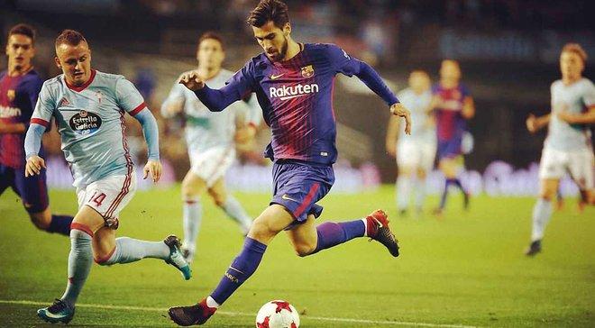 Барселона визначилась із ціною Андре Гомеша