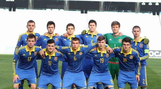 Турнир памяти Лобановского: сборная Украины U-19 уступила Израилю U-21