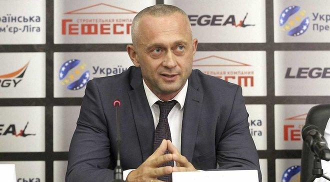 Гендир Черноморца Мисюра: В сезоне 2019/20 команда должна играть в УПЛ
