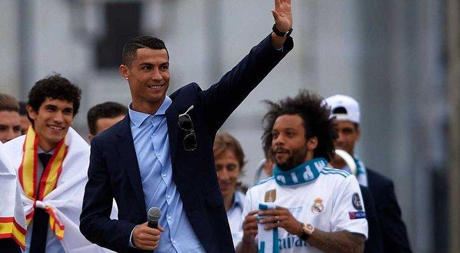 """""""Роналду разочарован, но хочет играть за Реал"""". Друг Криштиану объяснил, почему португалец намекнул на свой трансфер"""