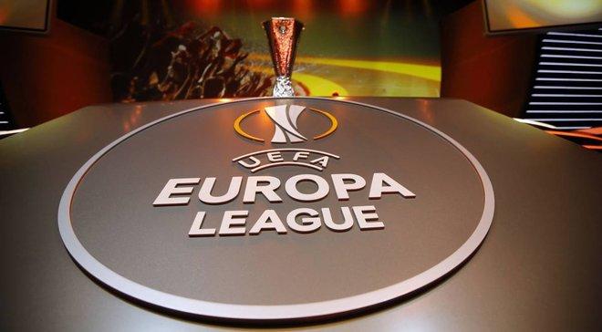 УЕФА представил новый мяч и гимн Лиги Европы
