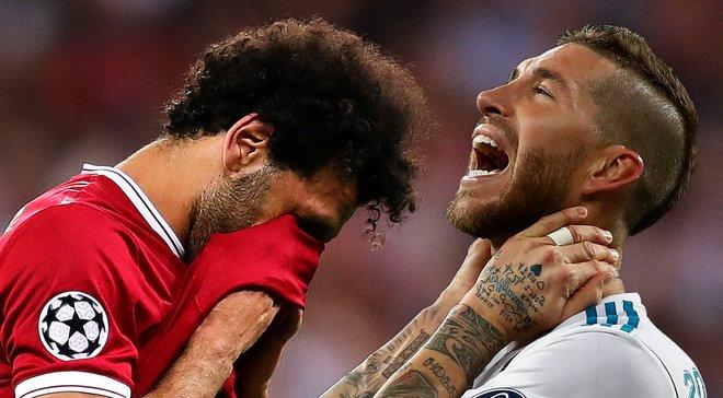 Реал – Ливерпуль: почему Салах был столь же виноват, как и Рамос, в нашумевшей травме, и что будет дальше