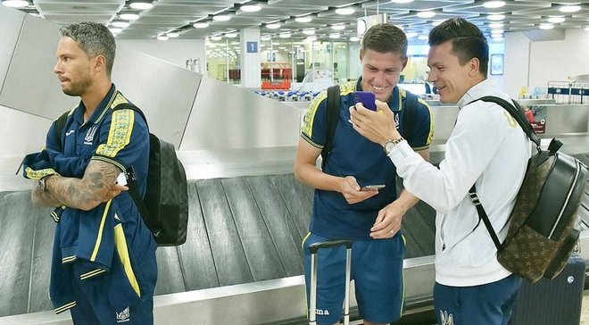 Главные новости футбола 30 мая: в Украине покажут ЧМ-2018, команда Шевченко прибыла в Эвиан