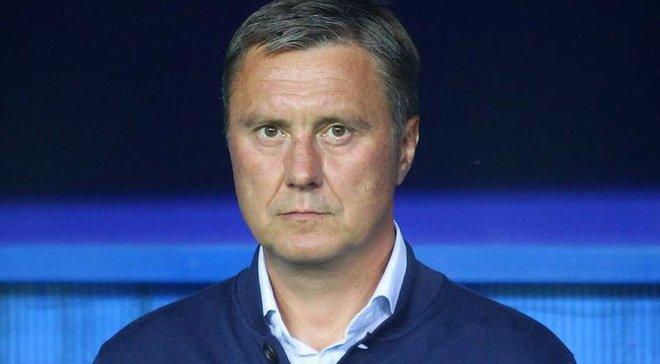 Хацкевич: Ярмоленко мог остаться, если бы Динамо попало в групповой этап Лиги чемпионов