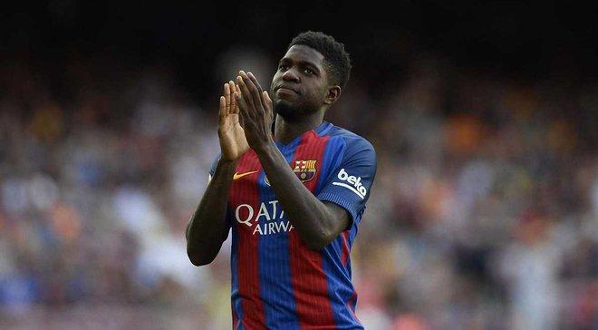 Умтіті: Я хочу продовжити контракт з Барселоною