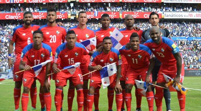 ЧМ-2018: сборная Панамы определила финальную заявку