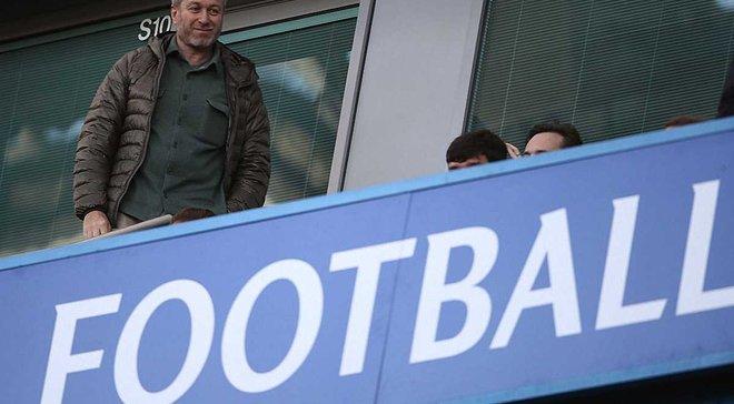 Челсі призупинив план реконструкції Стемфорд Брідж через Абрамовича, – ЗМІ