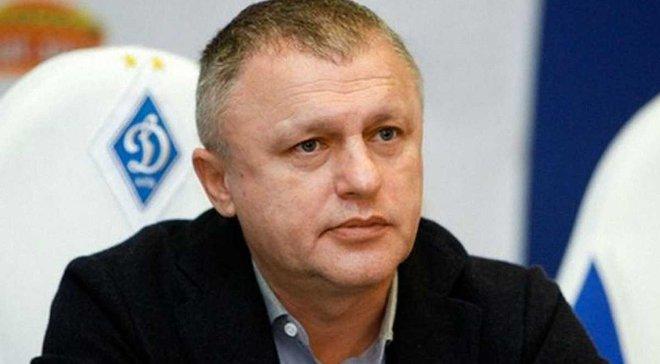 Суркис прокомментировал переход Хачериди в ПАОК и рассказал о трансферных планах Динамо