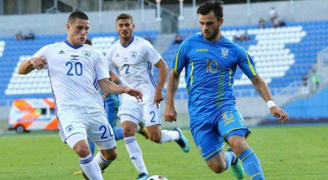 Мемориал Лобановского-2018: Украина U-19 проиграла Греции в матче за 3 место, Словения победила Израиль в финале