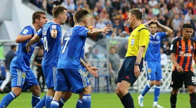 Динамо платить гравцям офіційну зарплату в розмірі менше тисячі доларів на місяць, – ЗМІ