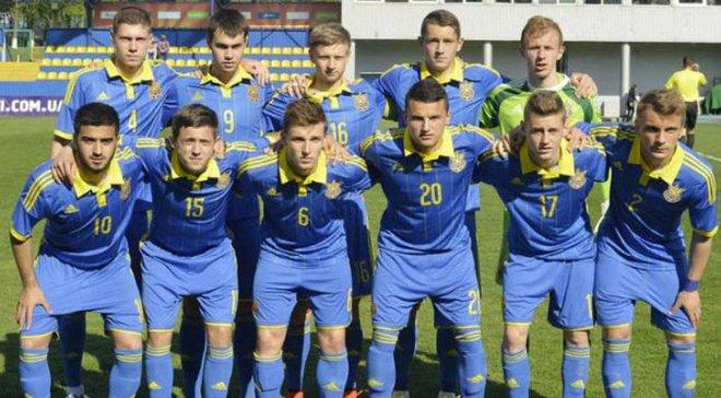 Україна U-19 – Греція U-21 – 1:3 – відео голів та огляд матчу