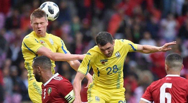 Марокко – Україна – 0:0 – відеоогляд матчу