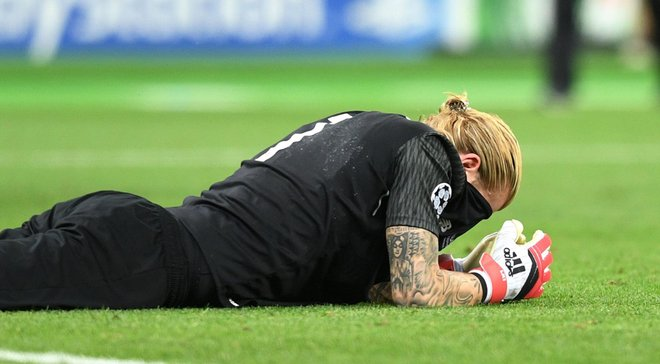 Фанаты требуют переиграть финал Лиги чемпионов после новости о сотрясении мозга Кариуса