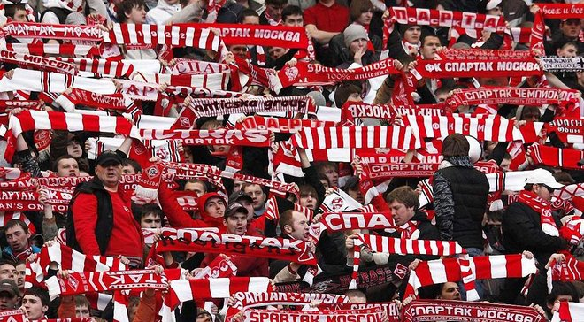 Спартак получил наказание от УЕФА за поведение болельщиков
