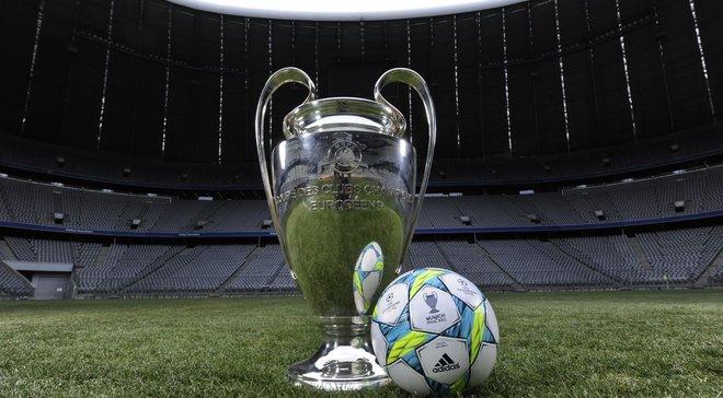 УЕФА определил призовые на Лигу чемпионов 2018/19
