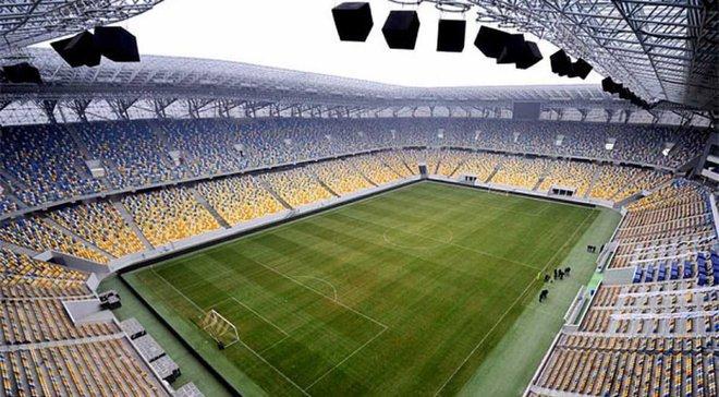 Ворскла может проводить домашние матчи Лиги Европы на Арене Львов