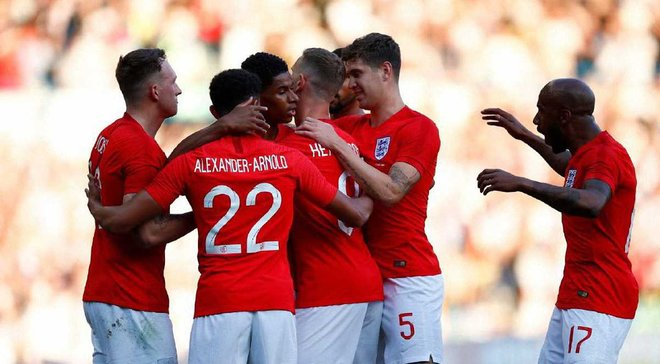 Англія впевнено переграла Коста-Ріку в товариському матчі