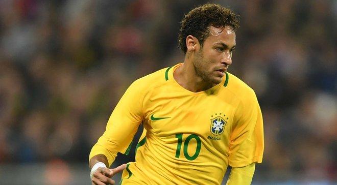 Австрия – Бразилия: Неймар финтом уничтожил экс-защитника Динамо Драговича и забил классный гол
