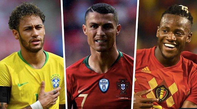 Роналду, Неймар і ще 18 зірок ЧС-2018, які цього літа можуть змінити клуб