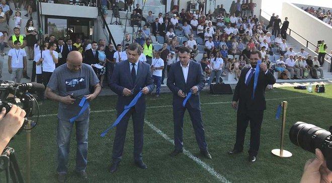 ФФУ поддерживает создание футбольных стадионов даже в самых отдаленных регионах