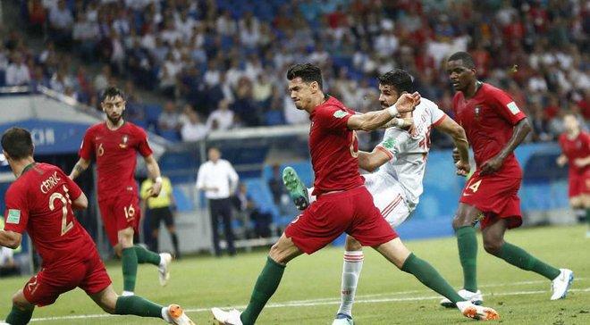 Португалія – Іспанія – 3:3 – відео голів та огляд матчу