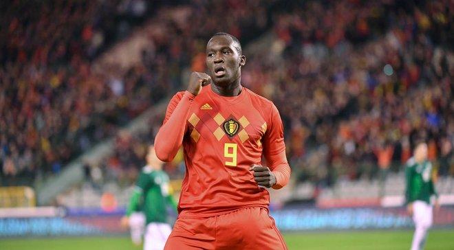 Збірна Бельгії розгромила Коста-Ріку завдяки дублю Лукаку