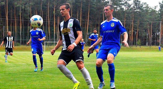Дегтярьов: Є інтерес з боку Динамо, Десни та клубів з-за кордону