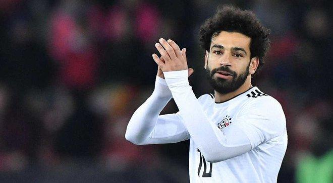ЧС-2018: Салах готовий зіграти проти Росії