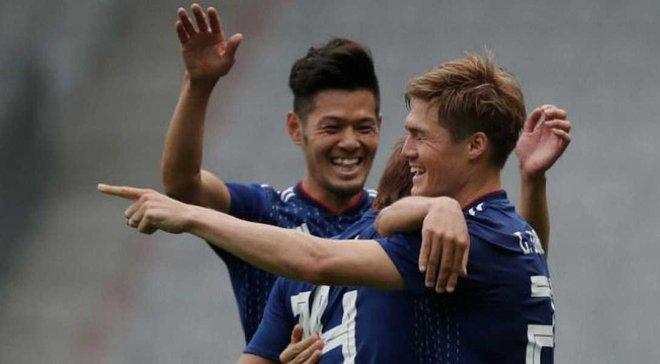Японія – Парагвай – 4:2 – відео голів та огляд матчу
