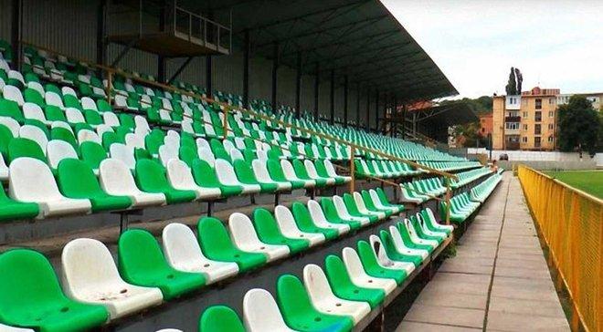 Полтава розпочала реконструкцію стадіону Локомотив